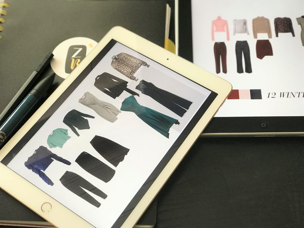 Personal Styling für deine Outfit Strategie : Capsule Wardrobe aufbauen