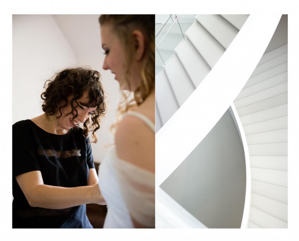 Carla Ruddigkeit , Certified Bridal Stylist, Zauberbraut Berlin